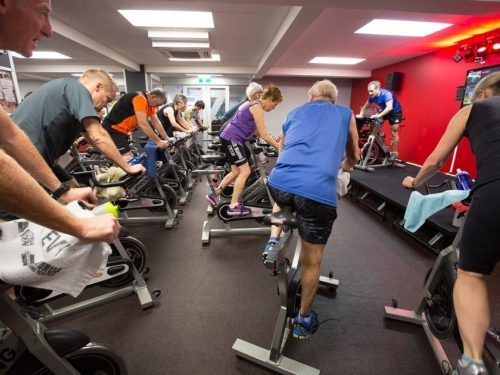 City Fitness Auckland Spinning