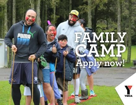Family Camp Samu Family Thumbnail
