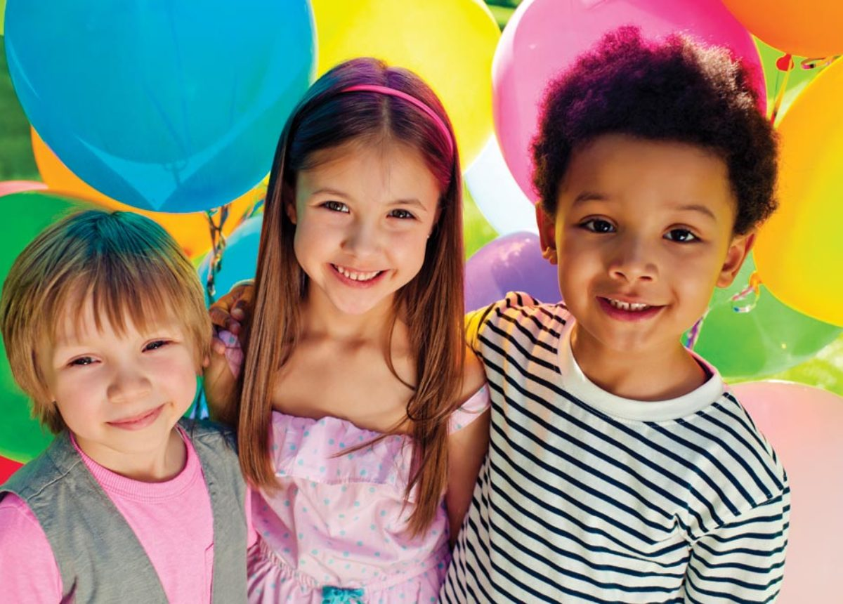 Kids Birthday Party Venues At YMCA Auckland - Childrens birthday party ideas auckland