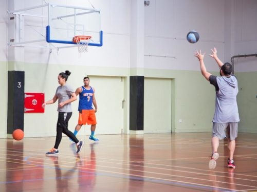 Basketball League 1