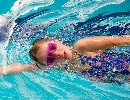School Age Swimming