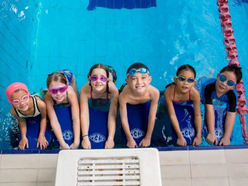 Swim School Squads