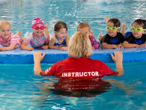 Swim School Toddler