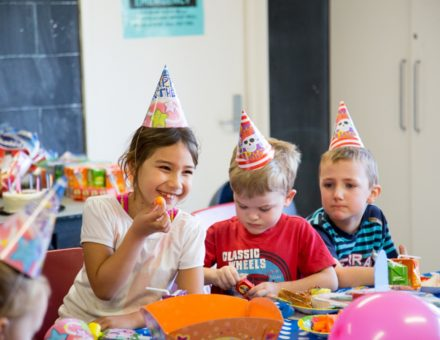 Ymca Birthday Party