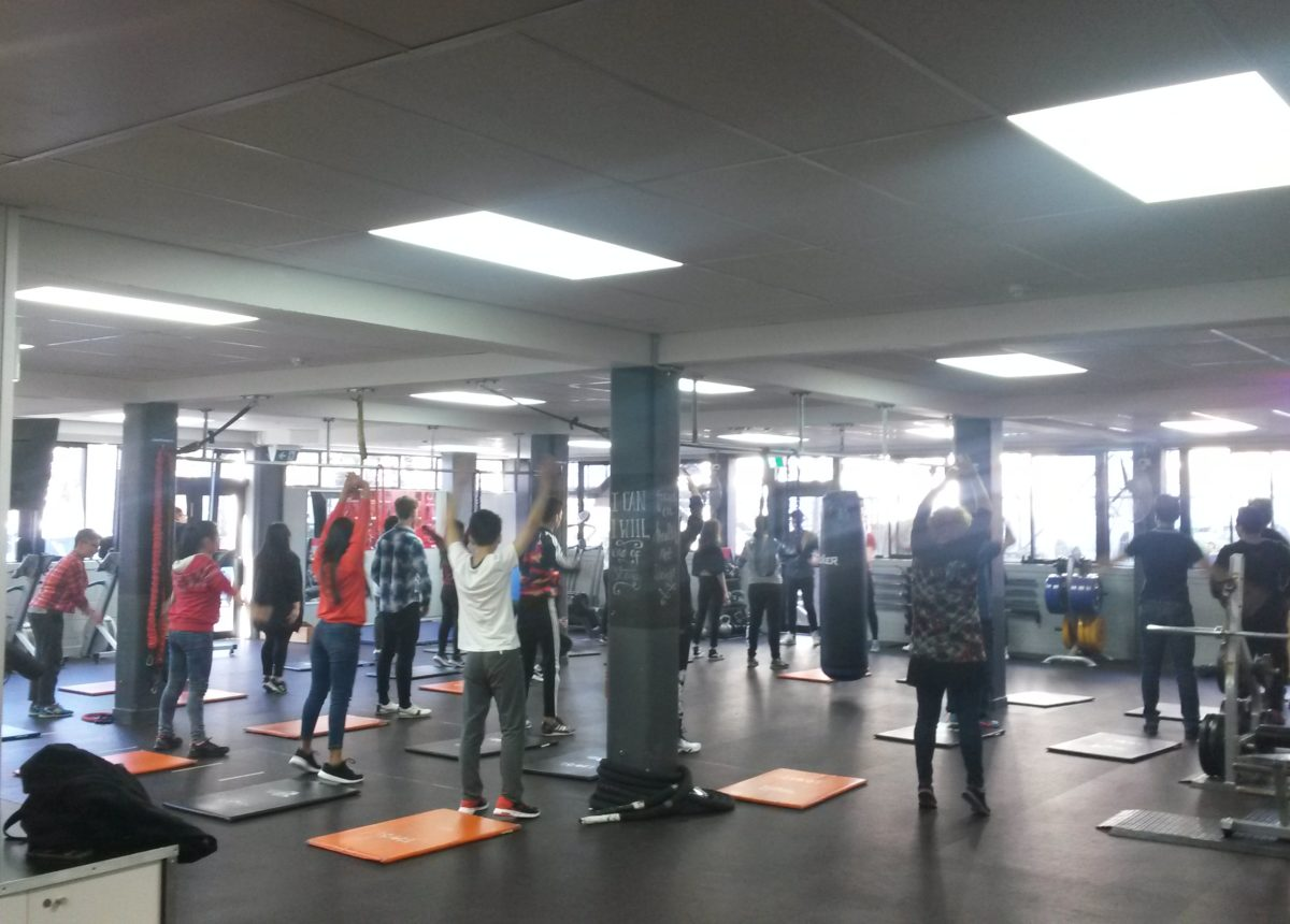 Gym auckland cbd self directed functional training
