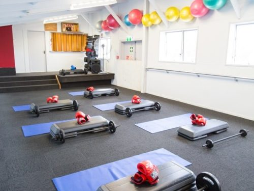 Cameron Pools Mt Roskill Group Fitness 1