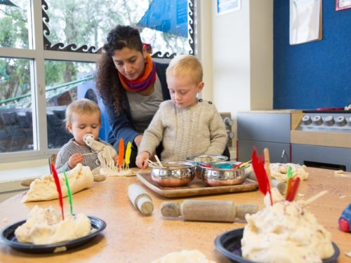 Ellerslie Child Care Cooking Min