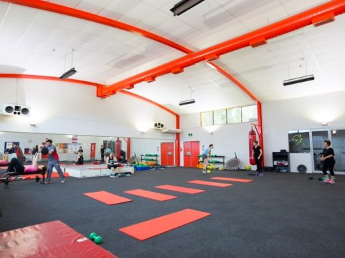 Ymca Ellerslie Group Fitness