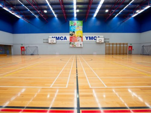 Ymca Ellerslie Staduim