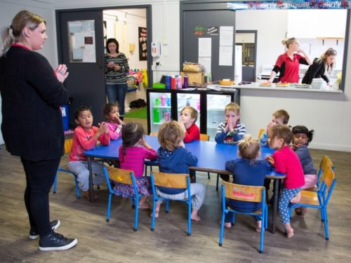 Childcare Centre Hamilton Lunch