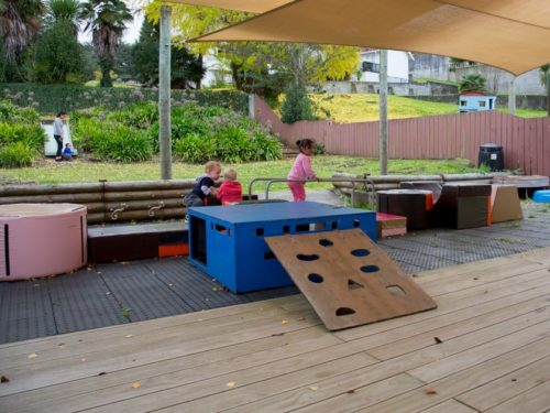 Childcare Centre Hamilton Play Ground