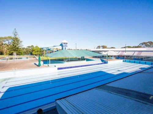 Ymca Panmure Outdoor Pool Min