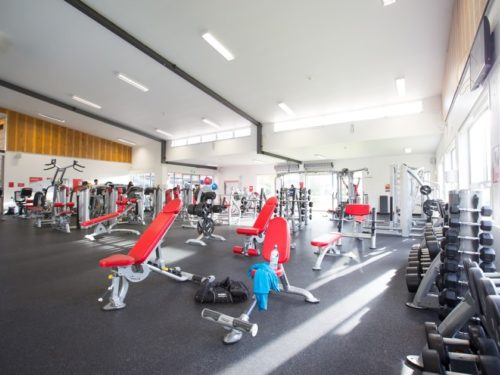 Lynfield Recreation Centre Gym