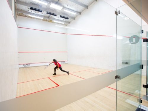 Lynfield Recreation Centre Squash