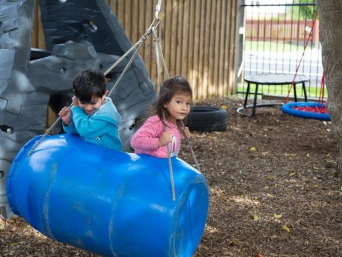 Manurewa Child Care Swing