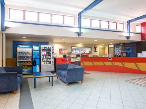Ymca Massey Reception