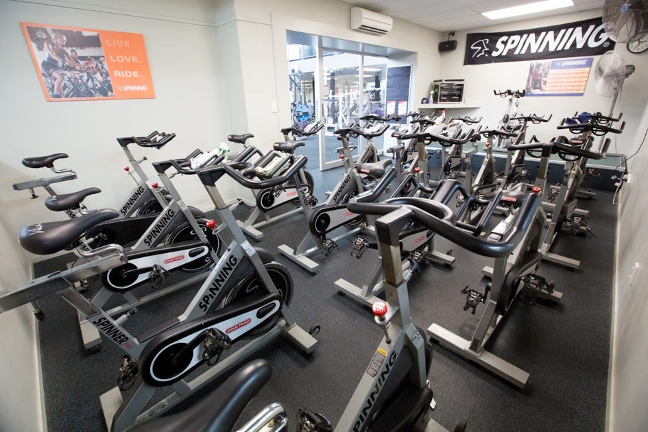 Ymca Mt Albert Spinning