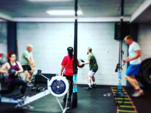 Ymca Auckland City Fitness Small Group
