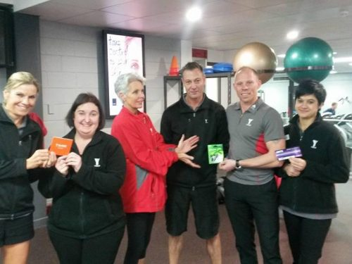 Ymca City Auckland Fitness Staff Photo