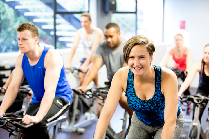 Spin Auckland City Ymca Fitness