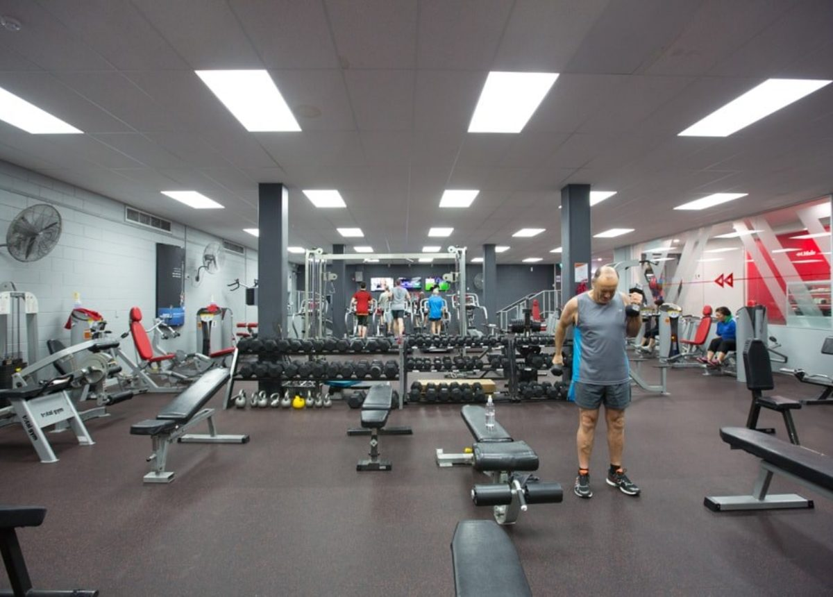 Affordable gym memberships