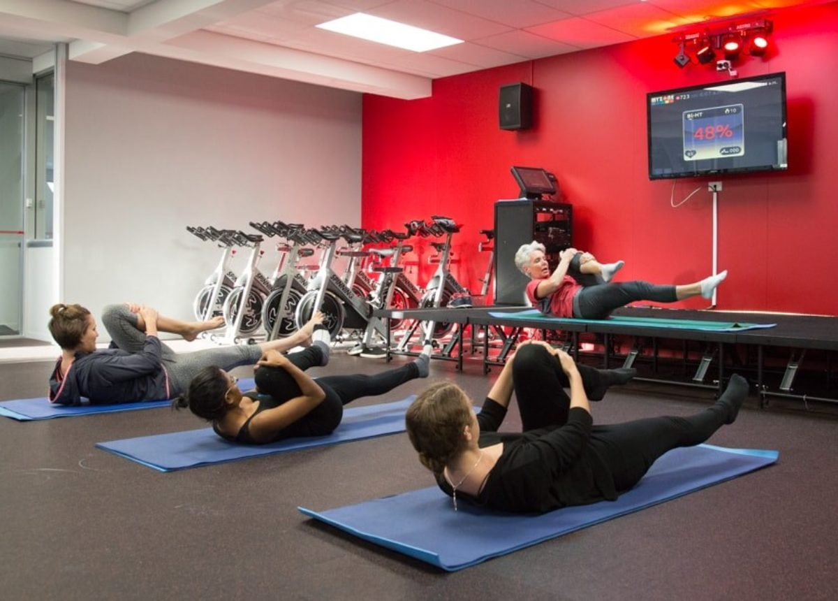 Gym auckland city get fit at ymca