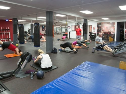 City Fitness Auckland Group Training 1