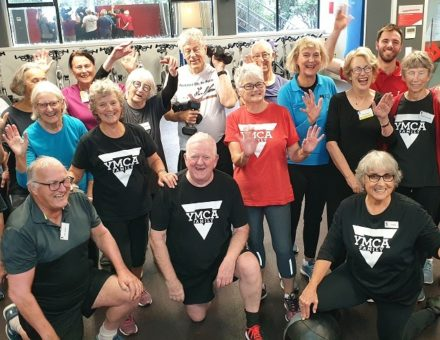 Ymca Auckland City Goldfit Family