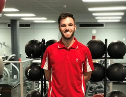 Isaac Temby Ymca Auckland City Personal Trainer