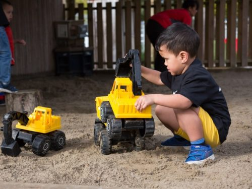 Early Learning Centre Papakura Sandpit